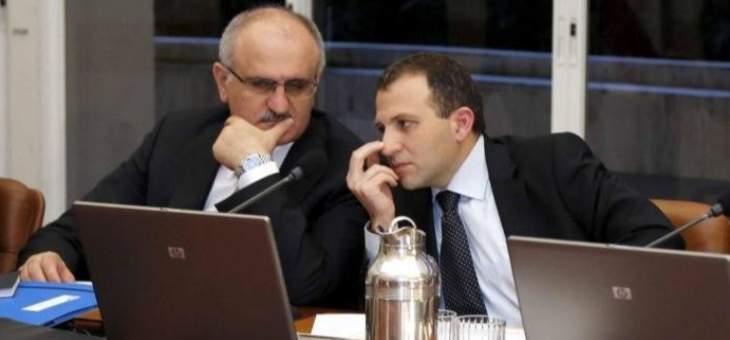 الجمهورية: اجتماع خليل- باسيل شهد أجواء جيدة وبحث بالتعجيل بإحالة الموازنة للبرلمان