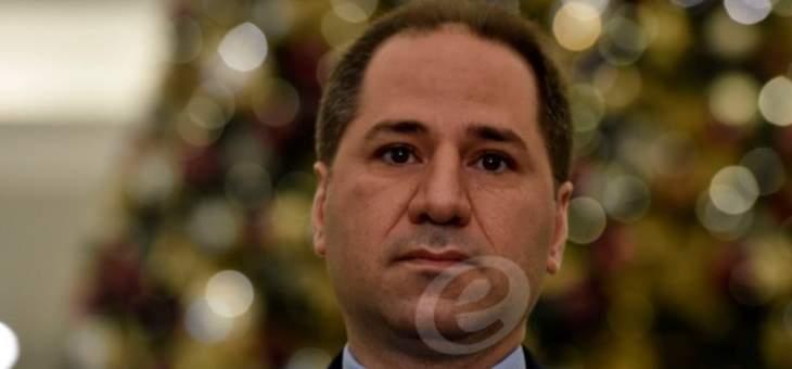 سامي الجميل: المبادرة الفرنسية أوقعت نفسها في لعبة المنظومة التي تتحكم بالبلد