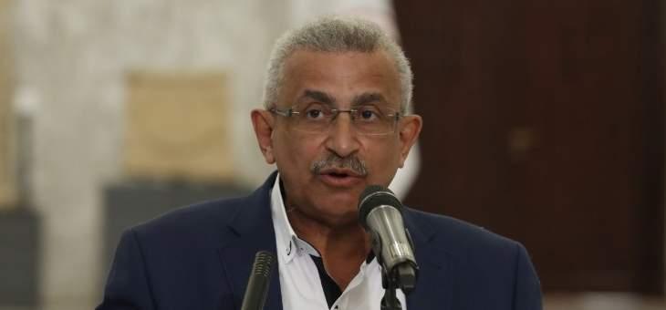 أسامة سعد: الأوطان لا تنهض بالمساعدات بل بإقرار حقوق الناس