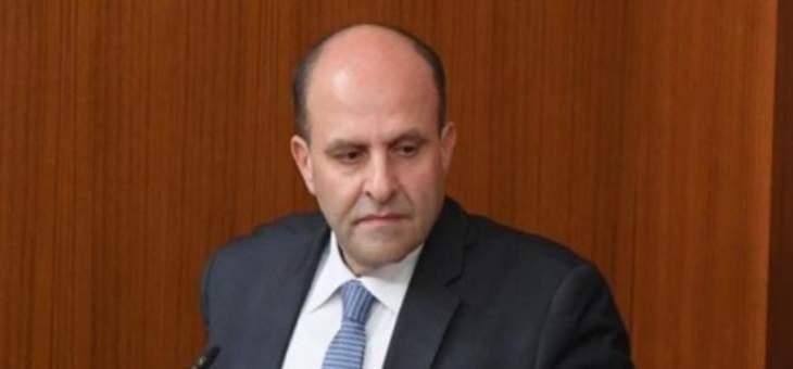 سليم عون: الكلمة الاخيرة ستكون لرئيس الجمهورية بموضوع التشكيلات القضائية