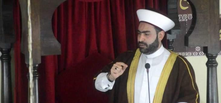 القطان: الصدر كان إماماً لكل اللبنانيين لأنه كان داعياً وجسداً للوحدة الوطنية