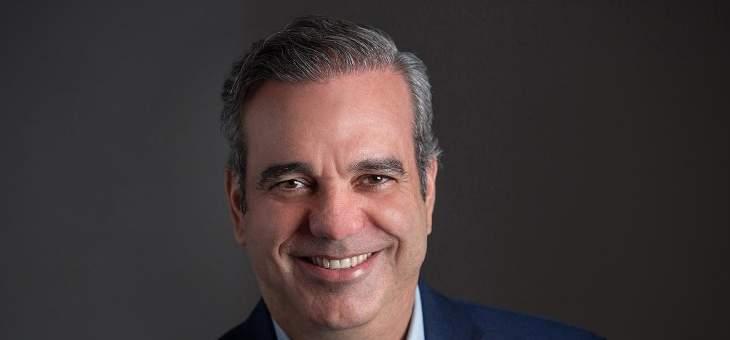فوز مرشح حزب الثورة المتجدد اللبناني لويس ابي ناضر برئاسة جمهورية الدومينيكان