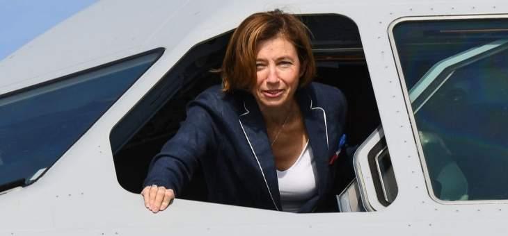 وزيرة الدفاع الفرنسية تتوجه إلى مالي لتكريم الجنود الذين قتلوا في تحطم مروحية