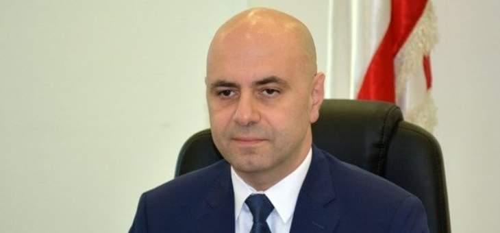 حاصباني: باسيل يحرق المراحل ولا يجب الحكم على أي حزب نظرا لأدائه بالحرب