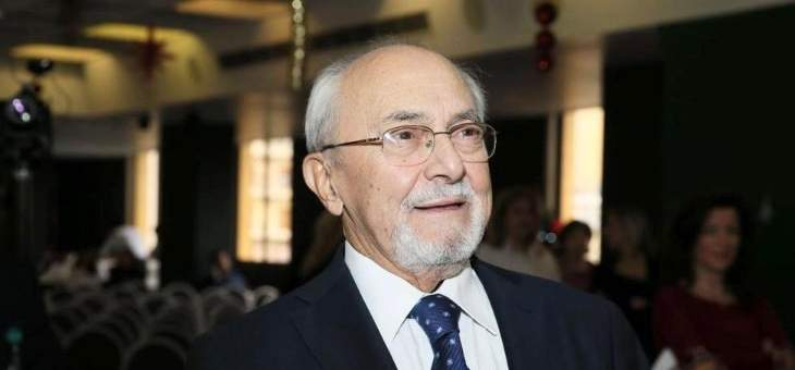 وفاة الوزير الأسبق أسعد رزق بعد صراع مع المرض
