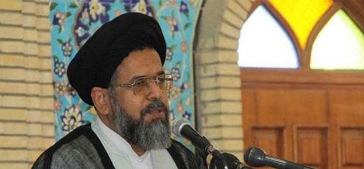 وزير الأمن الإيراني:عضو بقواتنا المسلحة وفر الإمكانات لاغتيال فخري زاد