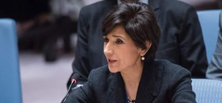 مدللي: اسرائيل تواصل انتهاكاتها اليومية للسيادة اللبنانية دون عقاب
