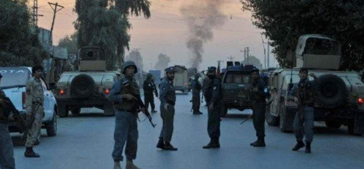 وزارة الدفاع الافغانية: مقتل 25 مسلحا من طالبان