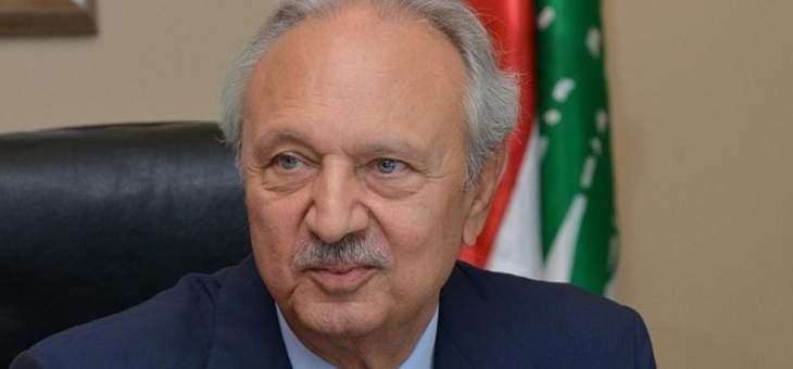 الصفدي استغرب بيان الحريري: لم يلتزم بالوعود التي قطعها لأسباب مجهولة