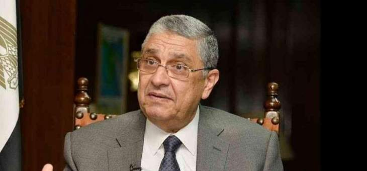 وزير الكهرباء المصري: تشغيل سد النهضة دون اتفاق قد يؤثر على تبريد محطات الكهرباء