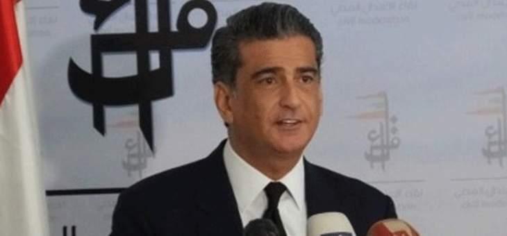 الأحدب: لا يريدون حلا لأزمة النفايات وسننزل إلى الشارع لحين تحصيل كل صاحب حق حقه
