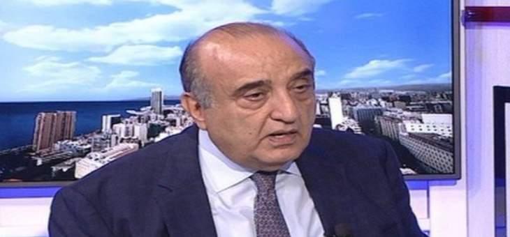 عبود: حكومات الوحدة الوطنية يجب أن تتحول ذكرى والوزارة بحاجة لرجل أعمال يدير بيد من حديد