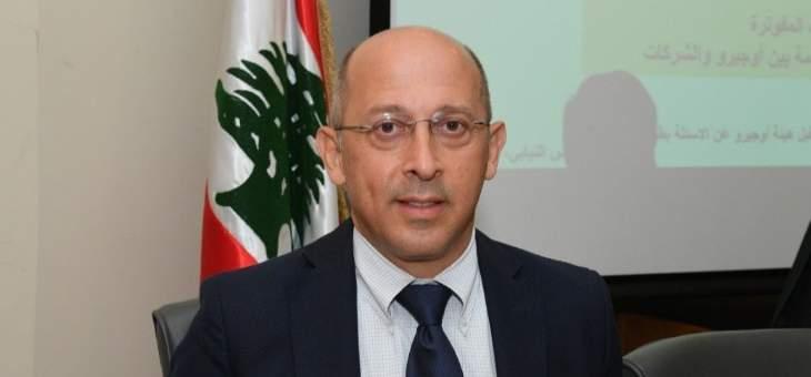 آلان عون: لا أتمنى للكرسي الرسولي إطلاقا الانغماس في الدهاليز اللبنانية الضيقة