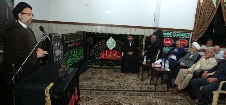 علي فضل الله: لا نريد للأديان أن تتقوقع بل أن تعمل لخدمة الإنسان