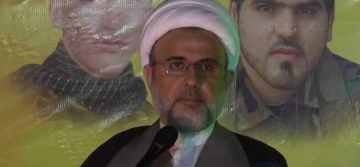 قاووق: حزب الله سيشارك في جلسة مجلس الوزراء حين الدعوة إليها