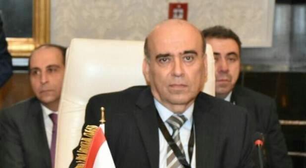 النشرة: مستشار عون للشؤون الديبلوماسية شربل وهبة بديلا لحتّي بحال أصر على استقالته