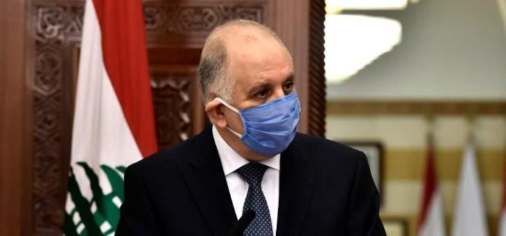 فهمي: حلم التنظيمات الإرهابية بالوصول للبنان لن يتحقق ولا خوف من حرب أهلية