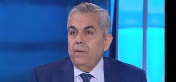 """ديب: من يؤمن الكهرباء سيضعه الشعب """"مطرح الله"""" و""""بس تزبط الكهرباء بيزبط لبنان"""""""