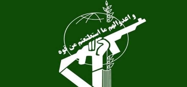 الحرس الثوري ينفي إصابة مواقع إيرانية في غارات إسرائيلية قرب دمشق