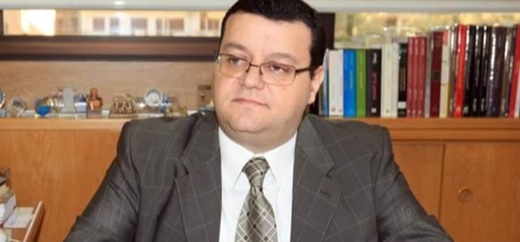 """رامي الريس لـ""""النشرة"""": ليس لدينا حساسيّة تجاه أيّ لقاء سواء في خلدة أو غيرها ولا تزاحم مبادرات دولية تجاه لبنان"""