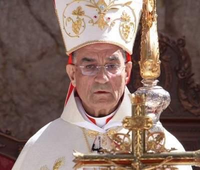 بدء قداس أحد مدخل الصوم برئاسة البطريرك الراعي في كنيسة الصرح البطريركي- بكركي