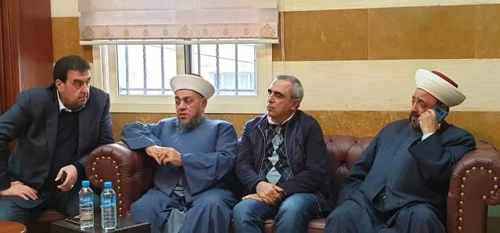 وليد البعريني: الشارع اليوم يرى الإنقاذ بشخص الحريري وحده