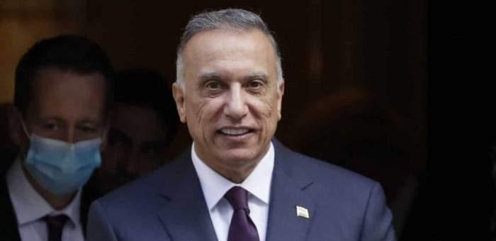 رئيس الوزراء العراقي وصل إلى الرياض بزيارة رسمية وولي العهد السعودي كان باستقباله