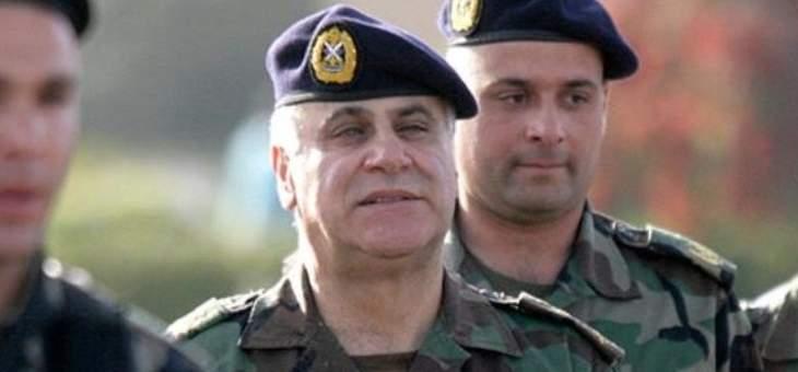 الأخبار: بكركي نصحت قهوجي بعدم المثول امام المحكمة العسكرية