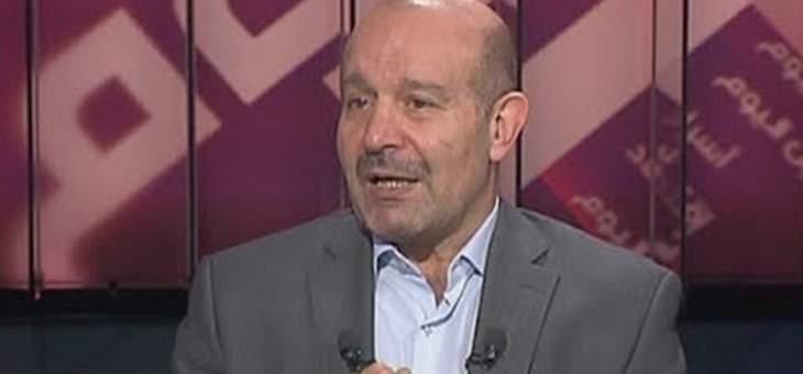 علوش: نرفض الذهاب إلى حكومة يكون حاكمها جبران باسيل