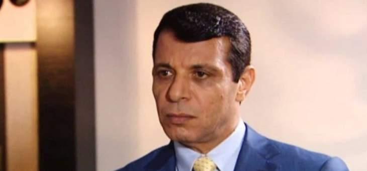 أنقرة تتجه لوضع دحلان على قائمة الإرهاب وترصد 4 ملايين ليرة لمن يقبض عليه