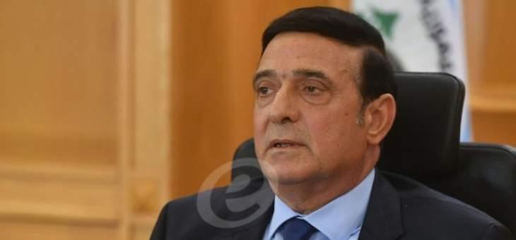 نجار: نسعى لتطوير المرافئ اللبنانية الاهم في شرق البحر المتوسط