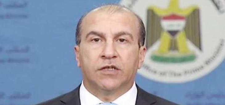 الحكومة العراقية: الحراك يساعد السلطة السياسية على معالجة الكثير من الخلل