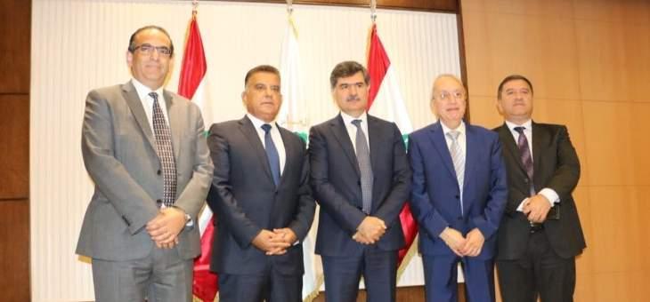 اتفاقية تعاون بين جامعة البلمند والمديرية العامة للأمن العام
