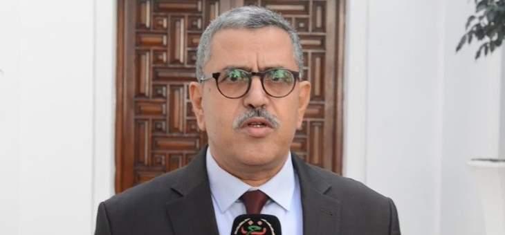 الرئيس الجزائري عيّن عبد العزيز جراد رئيسا للوزراء