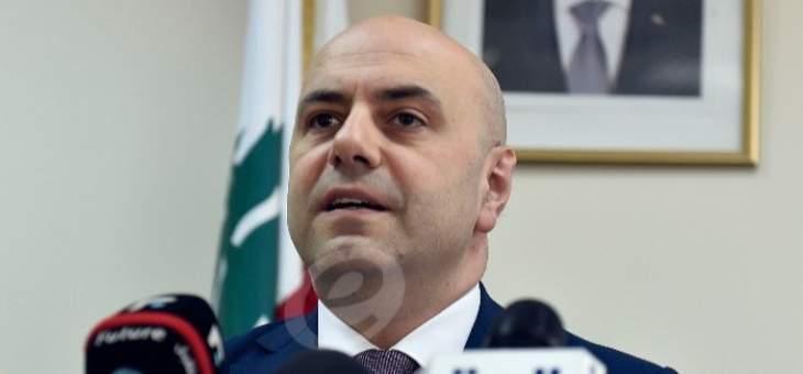 حاصباني: لتشكيل حكومة من اخصائيين تقود البلاد نحو بر الأمان