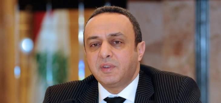 وسام فتوح: القطاع المصرفي في لبنان سليم ومتين ولا خوف على الليرة