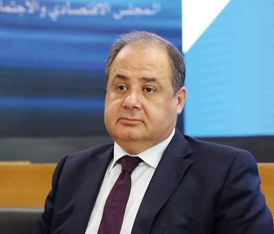عربيد: الحكومة المطلوبة استثنائية وحان وقت اتخاذ القرار بوقف التهريب لإنقاذ اقتصادنا