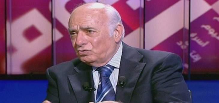 إدمون رزق: لا يجوز أن يكون المجلس الدستوري تابعاً