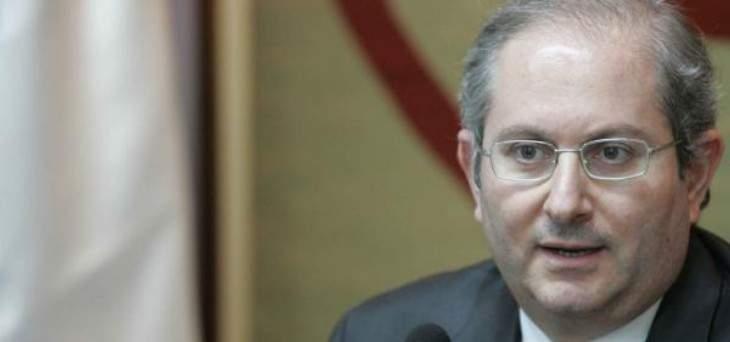 شماس: لا لبنان من دون إقتصاد حر ولا إقتصاد مزدهر من دون قطاع تجاري قوي