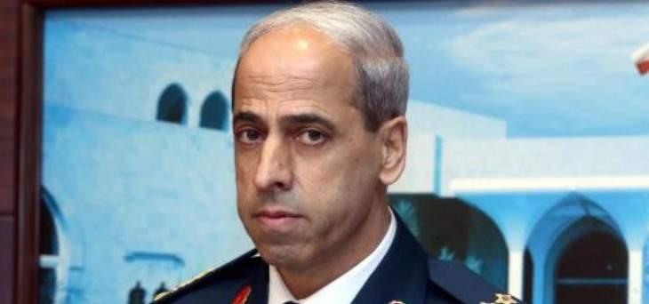 اللواء خير تابع قضية اللبنانيين في كازاخستان