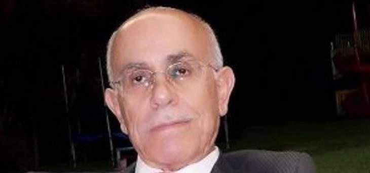 يوسف ضاهر أعلن أن الاضراب في الجامعة اللبنانية سيعلق مؤقتا يوم الجمعة
