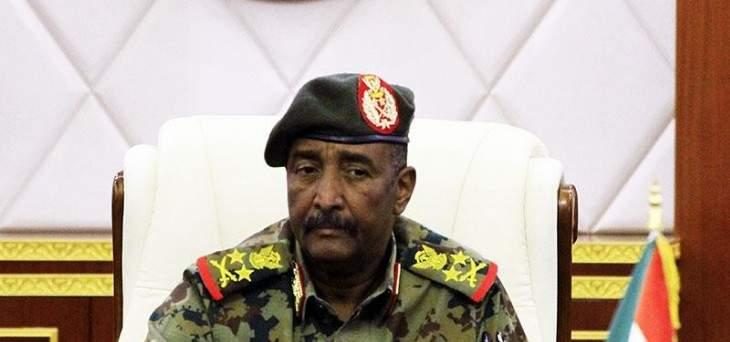 البرهان: نؤيد الشعب السوداني في استكمال ثورته وصناعة مستقبل البلاد