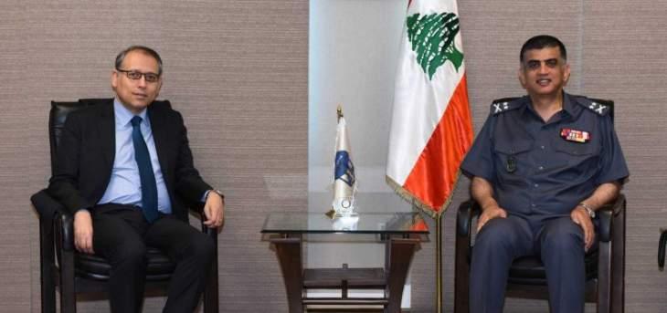 السفير المصري التقى عثمان: مصر ولبنان يواجهان تحديات متشابهة