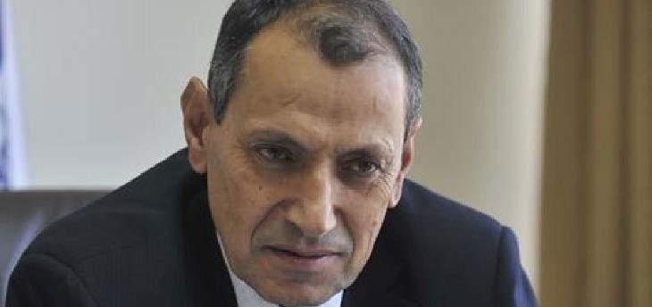 صدقه: حل أزمة الجامعة اللبنانية عند وزيرالتربية أكرم شهيب