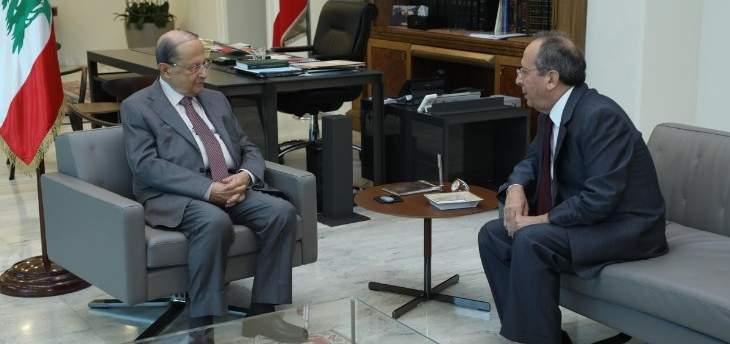 السيد التقى عون: مشروع الموازنة يفتقر لضم الإمكانات المالية للمؤسسات العامة