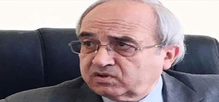 سرحان التقى رئيسة مكتب الدفاع في المحكمة الدولية الخاصة بلبنان