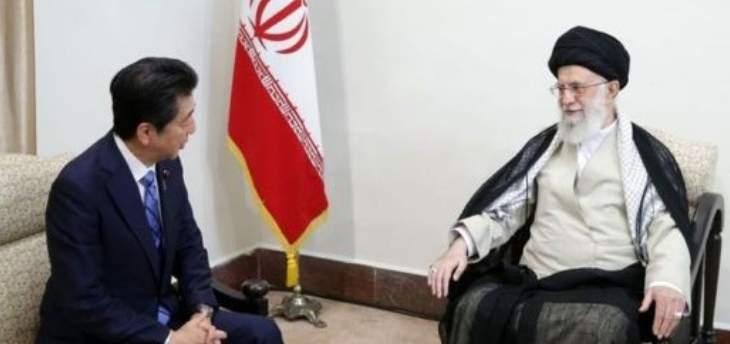 رئيس الوزراء الياباني: يجب تجنب الاشتباكات المسلحة في الشرق الأوسط