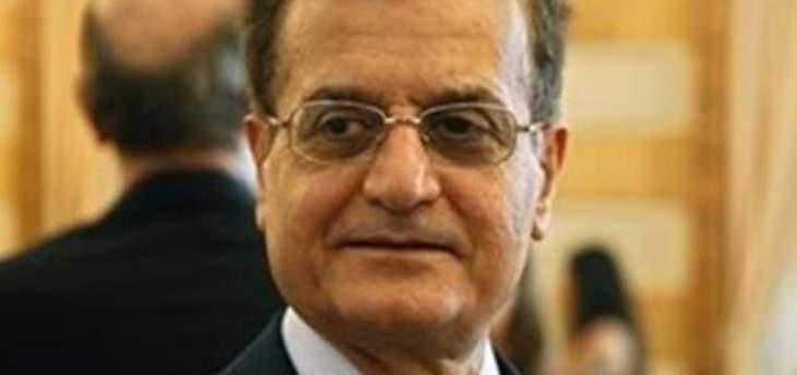 عدنان منصور: طالما هناك فلسطيني رافض لصفقة القرن لا يمكن ان تمر