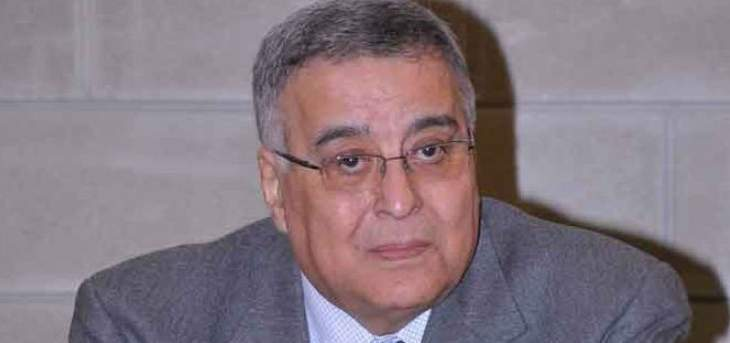 بو حبيب: لا أهمية مباشرة لمؤتمر البحرين وللإجتماع الثلاثي على لبنان
