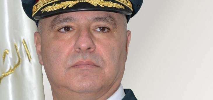 قائد الجيش التقى النائب بهية الحريري